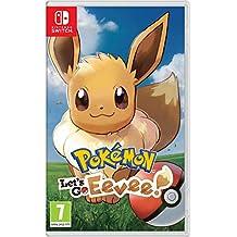 Pokemon Let's Go : Eevee