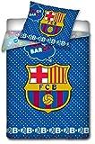 FC Barcelona Baby Bettwäsche Garnitur 100 x 135
