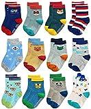 Best Grip Socks - 4 Pairs - Trendy Dukaan™ Kids Grip Socks Review