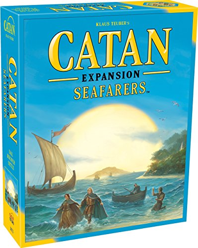 Mayfair Games MFG03073 - Brettspiele, Catan, Seafarers Expansion