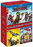 Les Films Lego - L'intégrale 3 Films  - Coffret Blu-Ray
