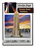 Aue Verlag 33 x 15 x 113 cm Empire State Building Model Kit