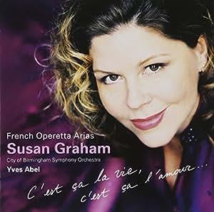 Susan Graham Sings French Operetta Arias