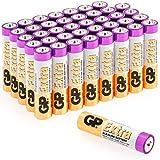 Piles AAA / LR03 1,5V - Pack de 40 - GP Extra alcaline Batterie