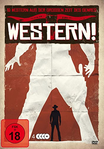 Western! [4 DVDs]