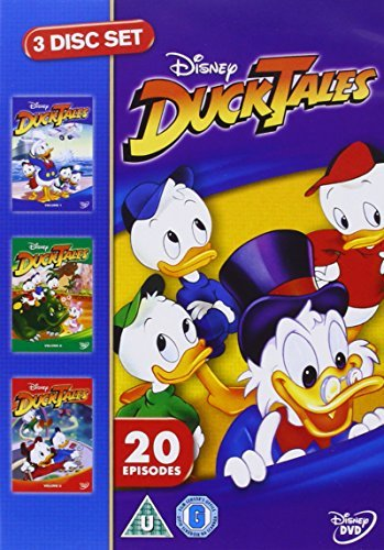 DuckTales - First Collection [UK Import]