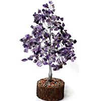 Reiki Healing Energy Charged Krystal Gifts UK Amethyst Crystal 25 cm Gem Chip Wire Wrapped Tree by Krystal Gifts UK preisvergleich bei billige-tabletten.eu
