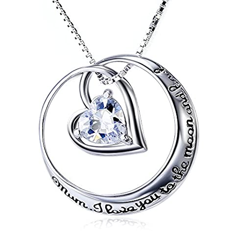 Prefect gift for Mum, Sterling Silver