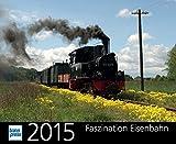 Faszination Eisenbahn Kalender 2015
