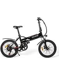 Vélo électrique pliant mod. Traveller Batterie Lithium Ion 36V 10Ah
