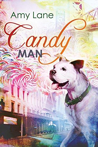 Candy Man (English Edition) (Candy Glück Viel)