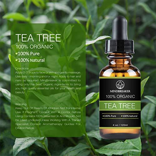 Zoom IMG-1 olio essenziale dell albero del