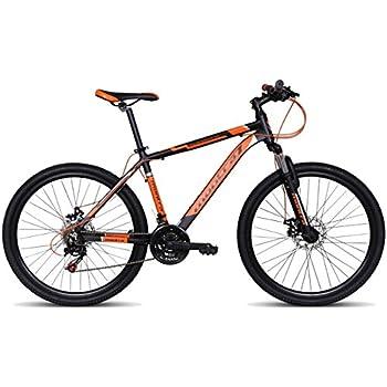 Montra Madrock Cycle, Adult Medium (Orange/Grey)