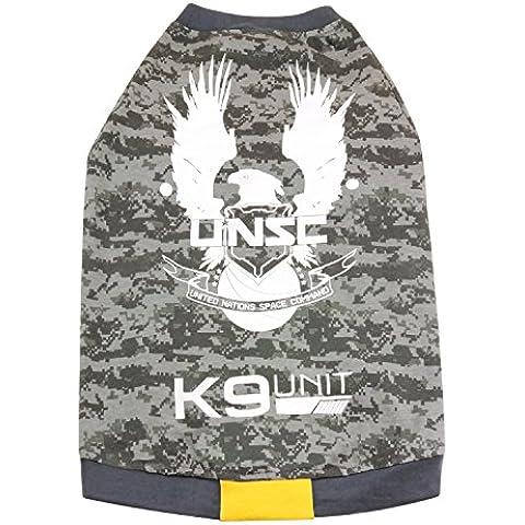 Halo UNSC K9 Unit Dog T-Shirt (Small)