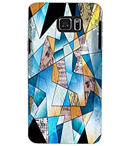SAMSUNG GALAXY NOTE 5 DIAMOND CUTS Back Cover by PRINTSWAG