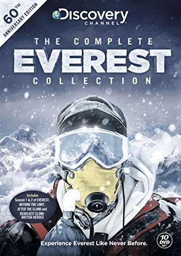 the-complete-everest-collection-60th-anniversary-edition-dvd