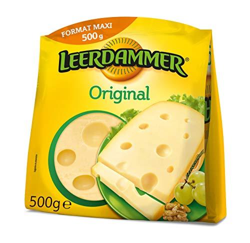 Leerdammer Original Schnittkäse 45% Fett 500 g Packung