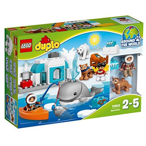 LEGO - Ártico, 10803