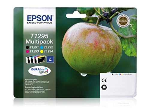 Epson C13T12954022 Inchiostro, Multicolore