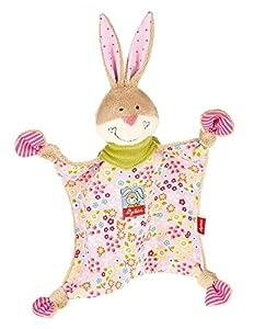 Sigikid 48933 Bungee Bunny - Mantita de seguridad, diseño de conejo