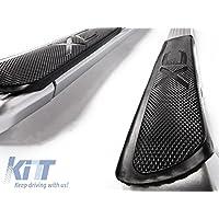 Kitt rbv02estribos Faldas pasos escaleras OE diseño aluminio