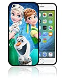 Coque iPhone et Samsung Frozen Fever La Reine des Neiges Elsa Anna Olaf Disney0161