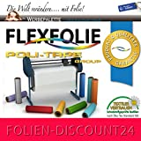 FLEXFOLIE BÜGELFOLIE 1 METER x 500mm POLI-FLEX PREMIUM 473 FLAME