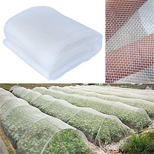 ECYC® Insecte Mouche Mosquito Bird Net Jardin Fabrication pour ProtéGer Plante Fruits Fleur 8Ft X 10Ft