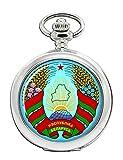 Belarús Full Hunter reloj de bolsillo