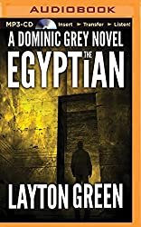 The Egyptian (The Dominic Grey Series) by Layton Green (2015-09-15)