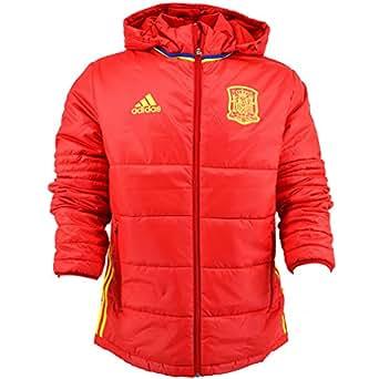 Adidas Performance: Jackets Match SPAIN–Pad Jkt PNS AI4874, red