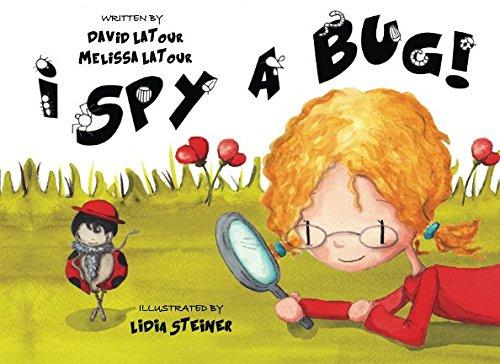 I Spy a Bug (Spy Bugs)