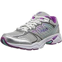 Fila Tempo Fibra sintética Zapato para Correr