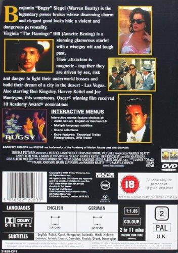 Bugsy  DVD   1991   1992