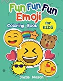 Emoji Coloring Books For Kids: Coloring Books Emoji, Funny Coloring Books, Emoji Coloring Book For Girls And Boys (Unicorns, Poop, Cute Faces): Volume 1 (Activity Books For Kids)