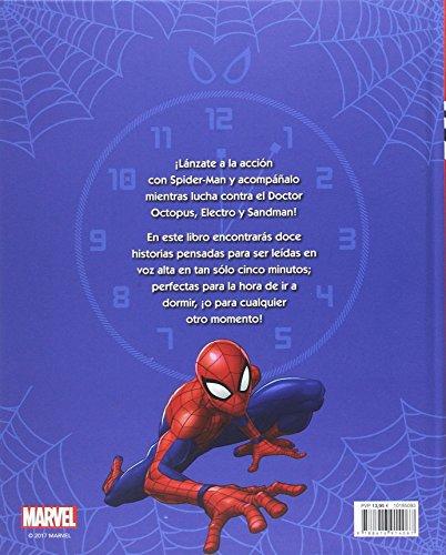 512qAClFSHL - Spider-Man. Cuentos de 5 minutos