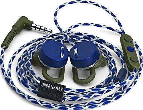 Urbanears Active Reimers Auricolare In-Ear con Microfono e Telecomando, Multicolore