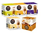 Nescafe Dolce Gusto Sweet Dreams Set, 40 Capsules 20...