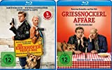 Eberhofer - 4 Filme Set ( Triple Box + Grießnockerlaffäre ) - Deutsche Originalware [4 Blu-rays]