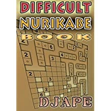 Difficult Nurikabe book: 200 puzzles