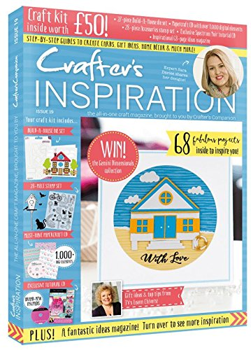 Crafter 's Inspiration Issue 19, Multi, A4
