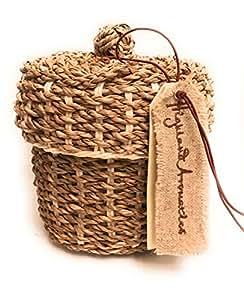 Scottish Fine Soaps Highland Aromatics Coorie In Basket Gift Set (Packaging Varies)