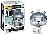 Funko Vinyl: Rick & Morty: Snowball (12445)