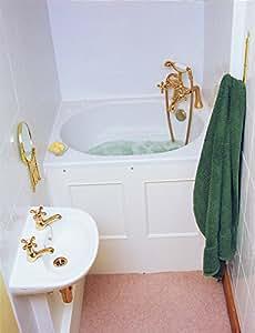 The Koromo Bath Compact Range Japanese Deep Soaking Tub