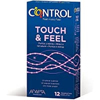 Kondome/Kondomen Control Touch and Feel 12UNID für sowohl ihn wie sie mit ihren Dehnungsstreifen und granulos... preisvergleich bei billige-tabletten.eu