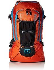 Mochila de esquí Ortovox Tour Rider Naranja Crazy Orange Talla:63 x 31 x 16 cm, 30 Liter