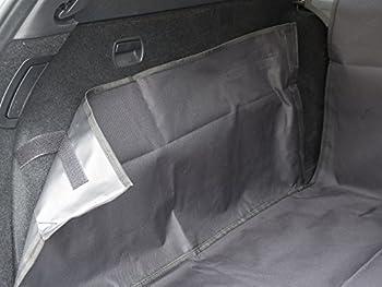 Housse de protection universel coffre | imperméable | MY TRUNK COVER TO GO | avec poche incorporée et protection latérale | protège voiture, auto, des poils, de la saleté, des liquides de chien