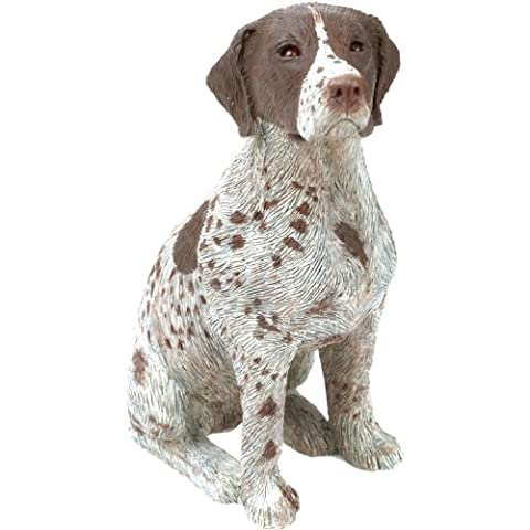 Sandi Cast German Shorthaired Pointer Figurine