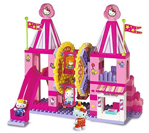 Big - Juego construcción niños Hello Kitty [Importado