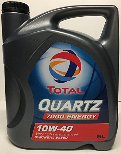 Total Quartz 7000díesel 10W40Huile moteur 5L pas cher